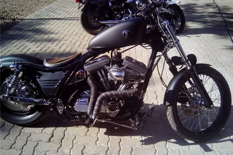 Used 1997 Harley Davidson Softail