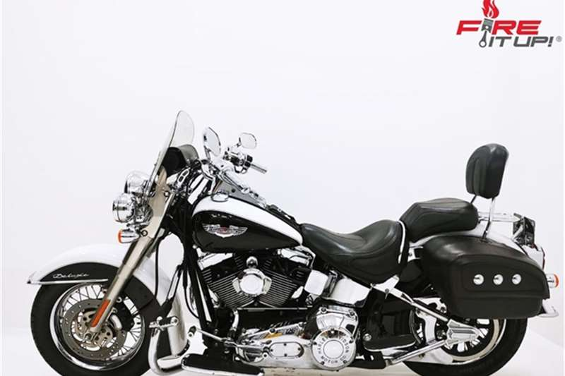 Harley Davidson Softail Delux 2005