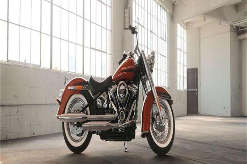 2019 Harley Davidson Softail