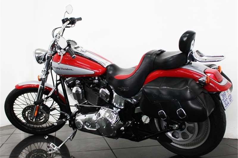 Used 2002 Harley Davidson Softail