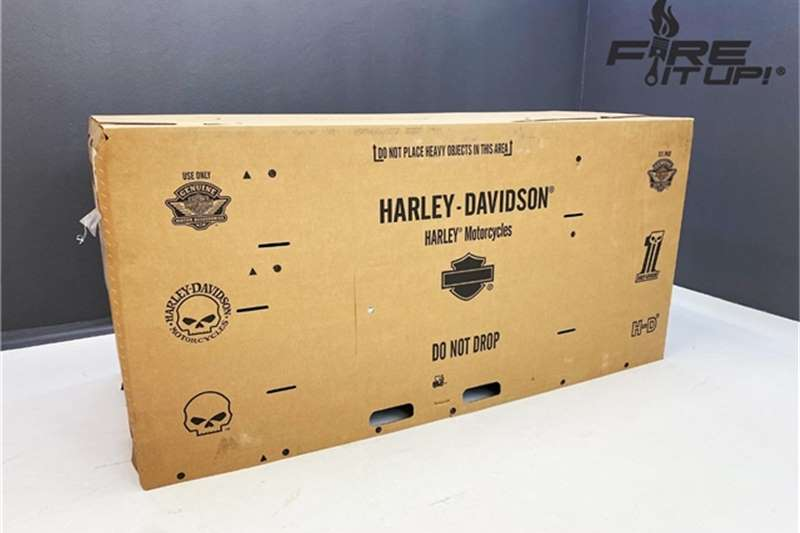 Harley Davidson Softail FAT BOB 114 BRAND NEW 2021