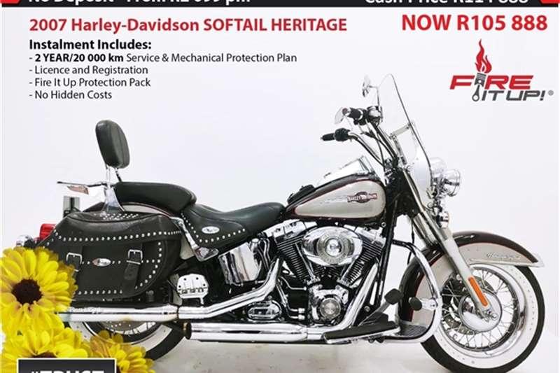 Harley Davidson Softail HERITAGE 2007