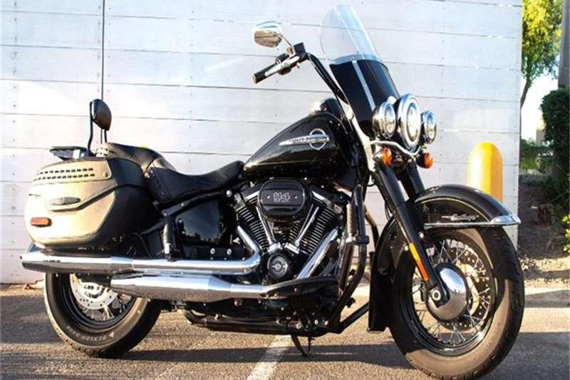 Used 2019 Harley Davidson Softail
