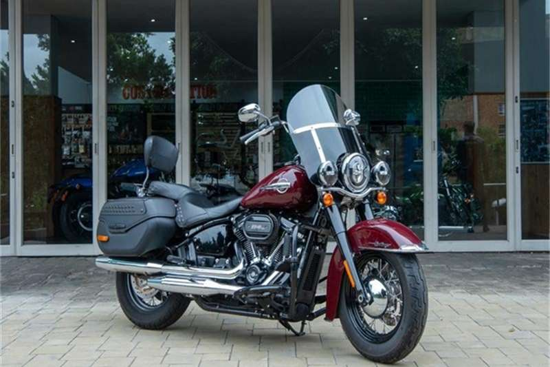 Harley Davidson Softail Heritage Classic 114 2020