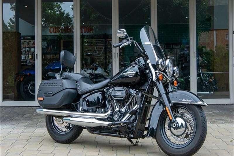 Harley Davidson Softail Heritage Classic 114 2020
