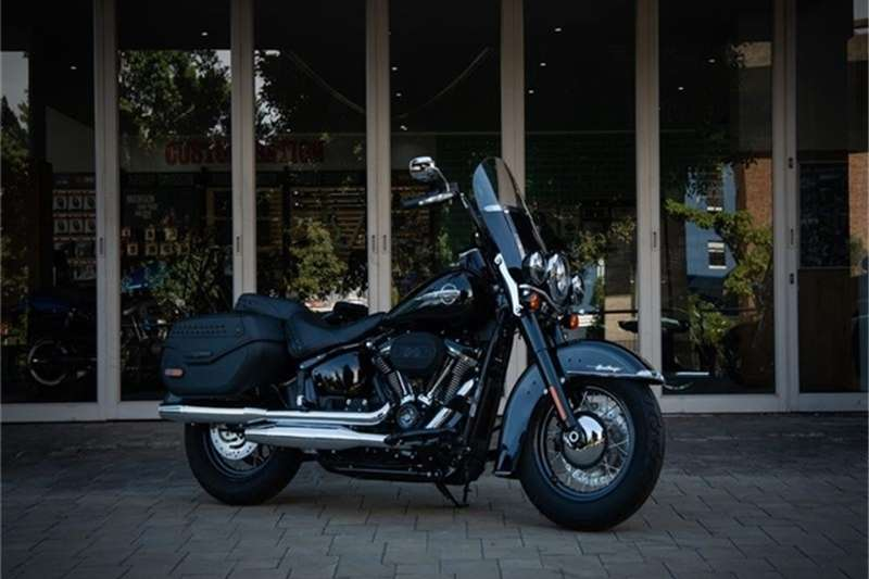Harley Davidson Softail Heritage Classic 2020