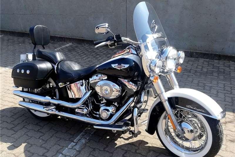 0 Harley Davidson Softail