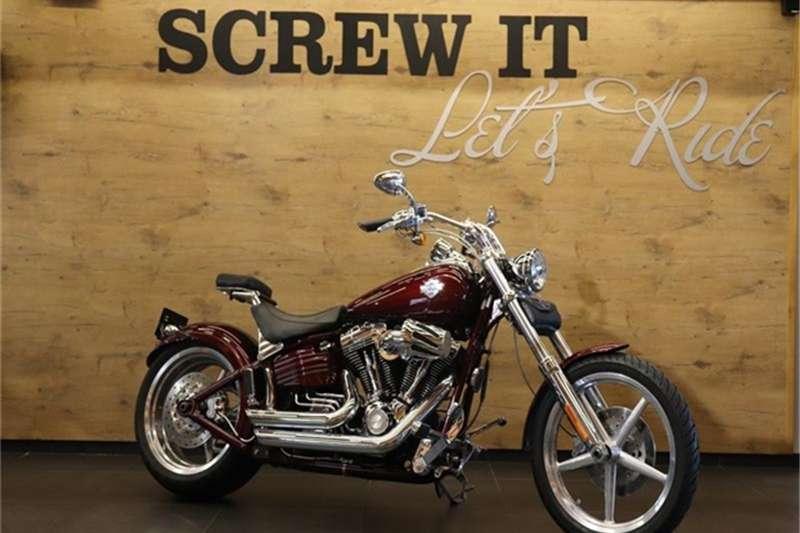 Harley Davidson Softail Rocker C 2008