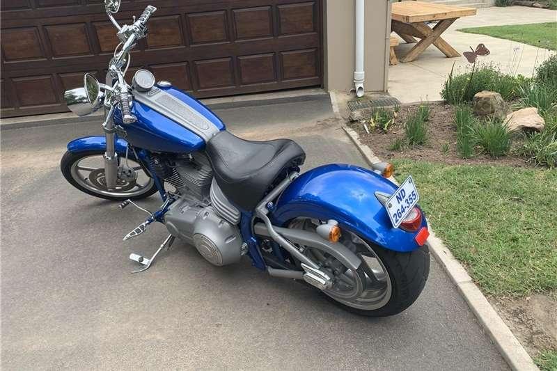 Used 0 Harley Davidson Softail