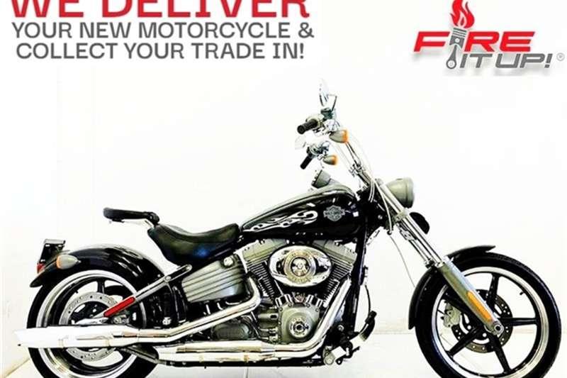 Harley Davidson Softail ROCKER Rare! 2008