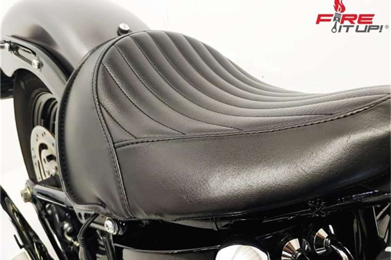 Harley Davidson Softail Slim 2013
