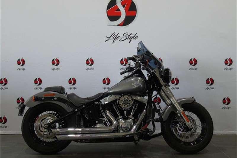 Harley Davidson Softail Slim 2014