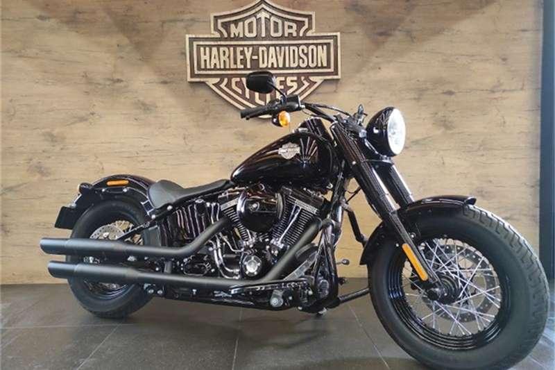 Used 2016 Harley Davidson Softail Slim