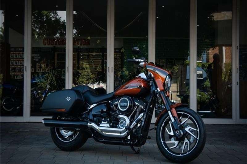 Harley Davidson Softail Sport Glide 2020