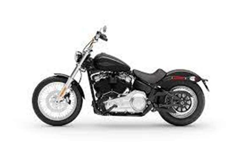 Used 2021 Harley Davidson Softail