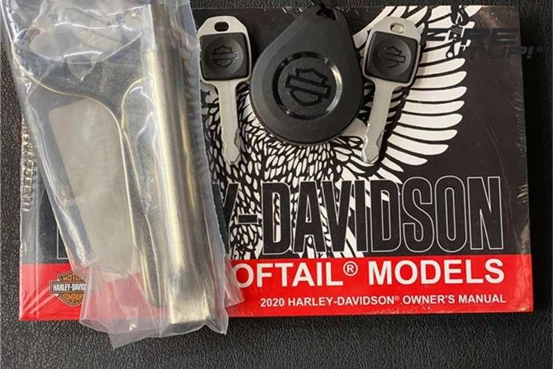 Harley Davidson Softail STREET BOB 107 BRAND NEW 2021