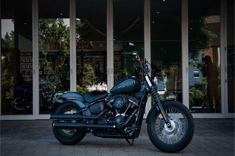 Harley Davidson Softail Street Bob 2020