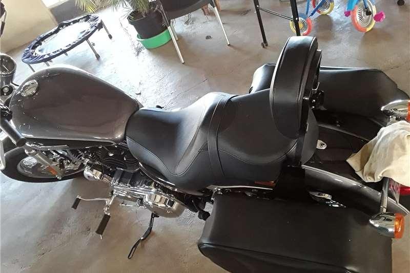 Harley Davidson Sportster 1200 2016