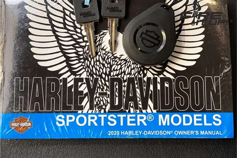 Harley Davidson Sportster 1200 XL1200 Iron Brand New 2021