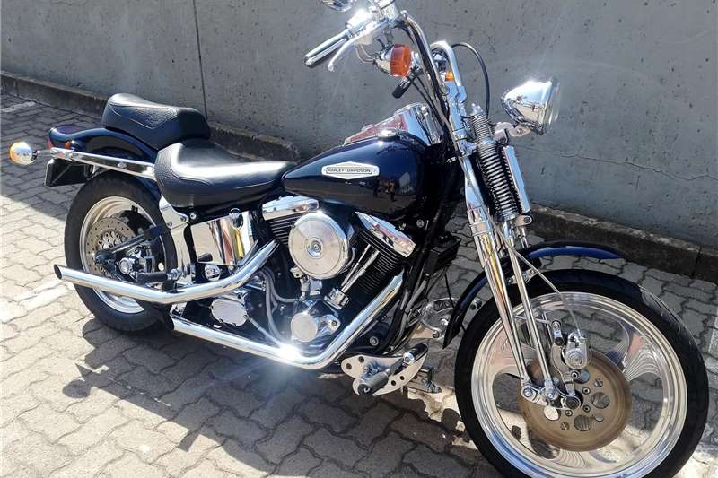 Harley Davidson Sportster 1991