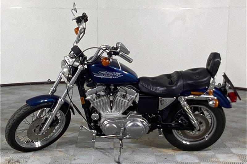 Used 1998 Harley Davidson Sportster