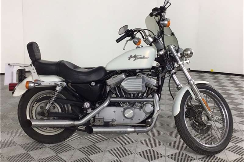 Used 2001 Harley Davidson Sportster