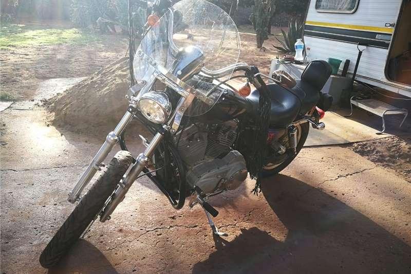 Harley Davidson Sportster 2005