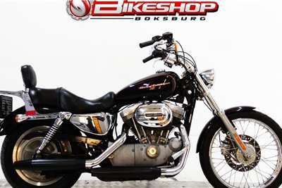 Used 2005 Harley Davidson Sportster