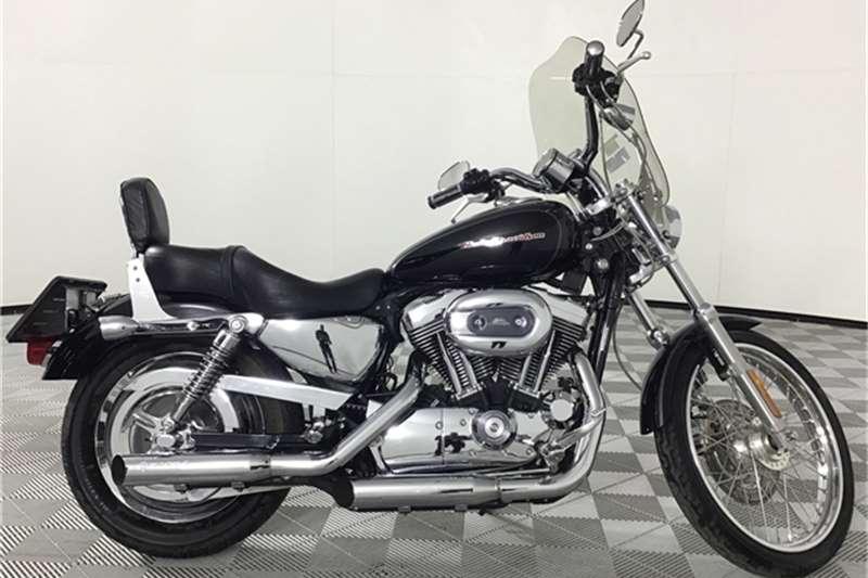 Used 2006 Harley Davidson Sportster