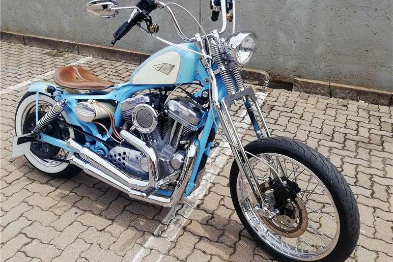 Harley Davidson Sportster 2007