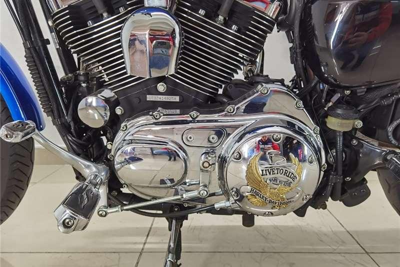 Used 2007 Harley Davidson Sportster