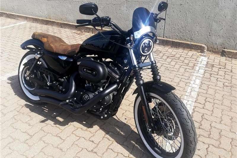 Harley Davidson Sportster 2008