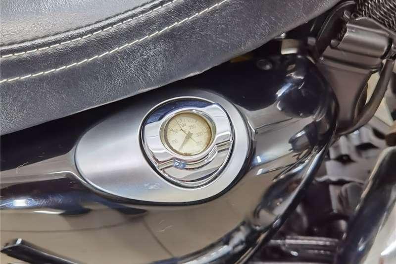 Used 2008 Harley Davidson Sportster