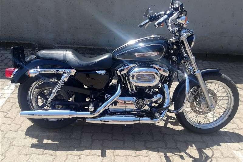Harley Davidson Sportster 2009