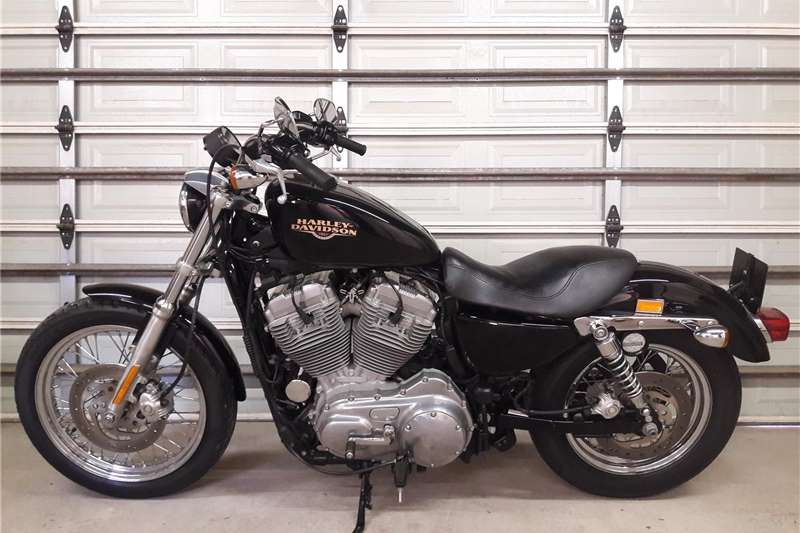 Used 2010 Harley Davidson Sportster