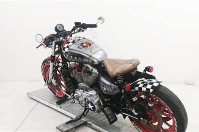 Harley Davidson Sportster 2011