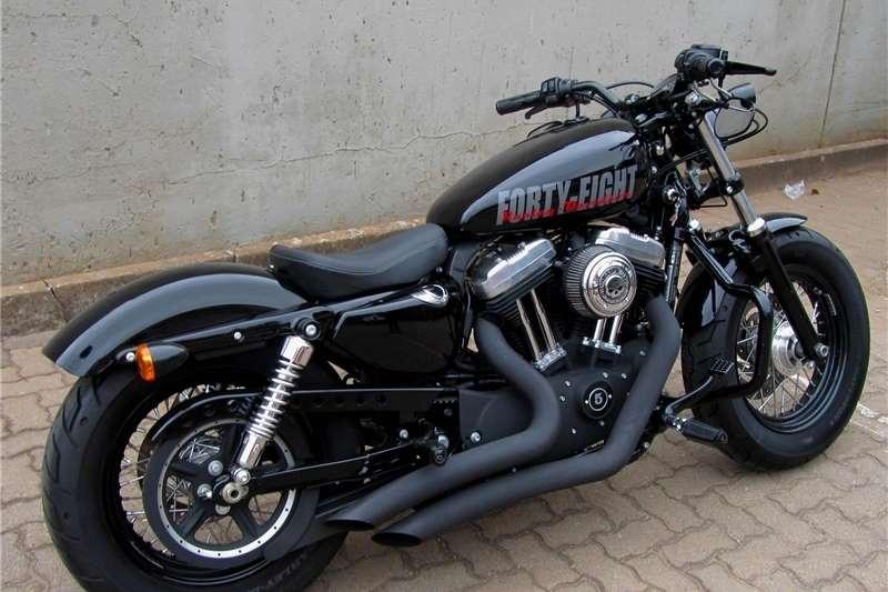 Harley Davidson Sportster 2012