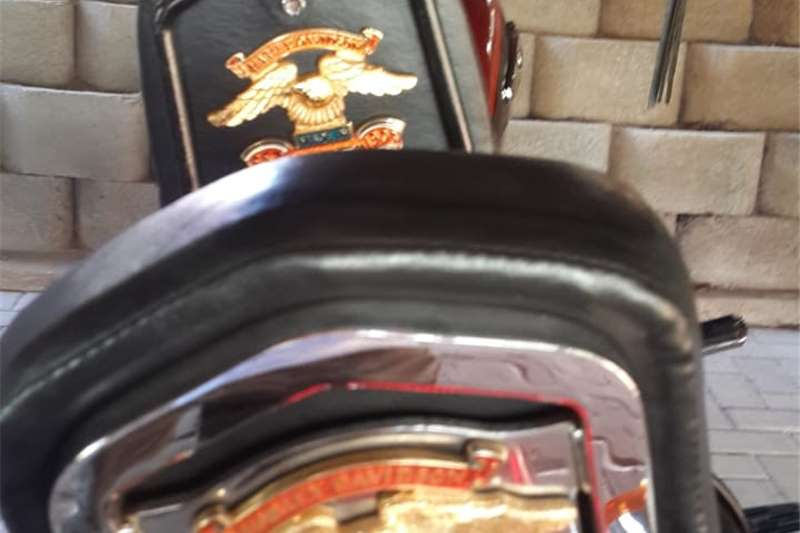 Harley Davidson Sportster 2013