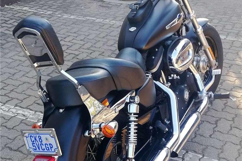 2013 Harley Davidson Sportster