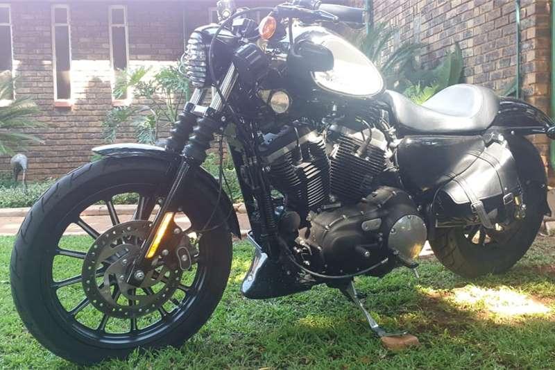 Used 2014 Harley Davidson Sportster