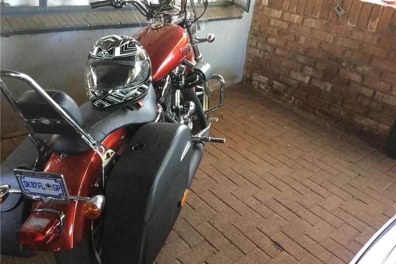 2014 Harley Davidson Sportster