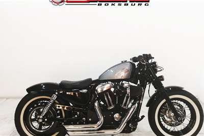 Harley Davidson Sportster 2014