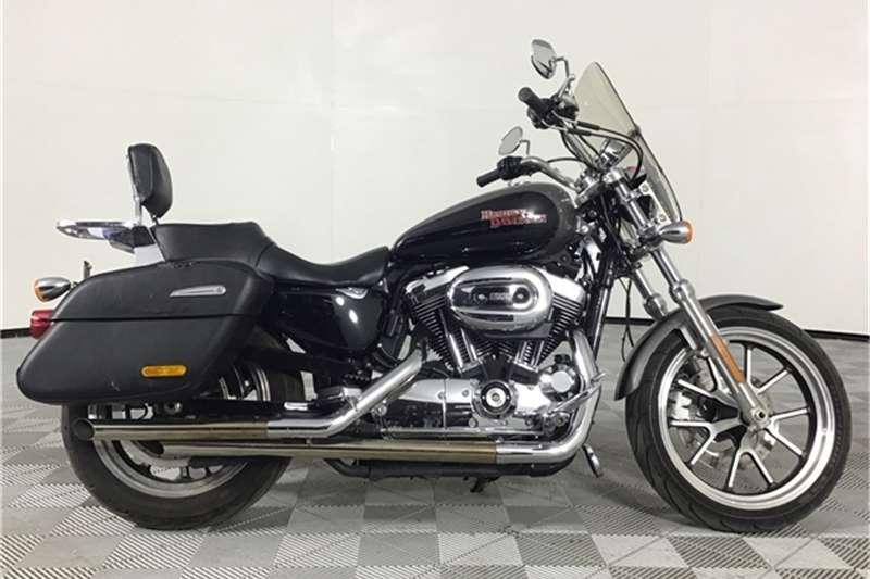 Used 2016 Harley Davidson Sportster