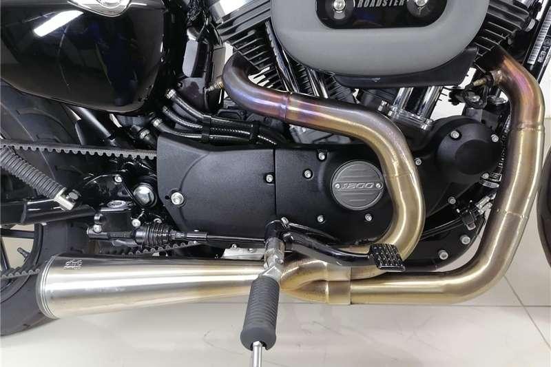 2017 Harley Davidson Sportster