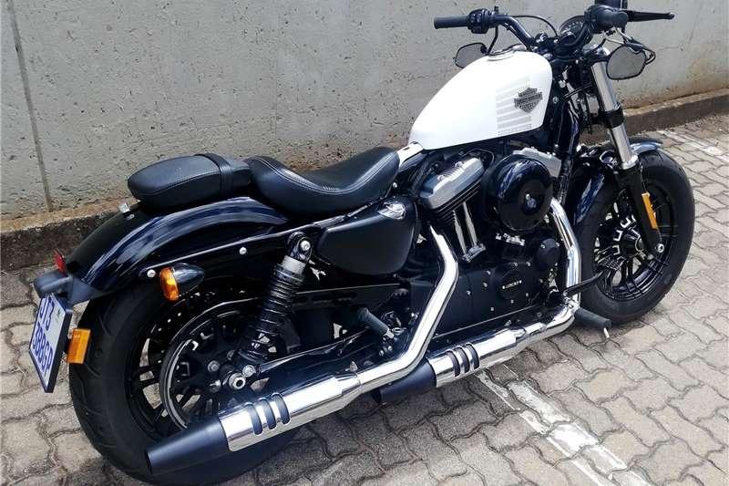 Harley Davidson Sportster 2017