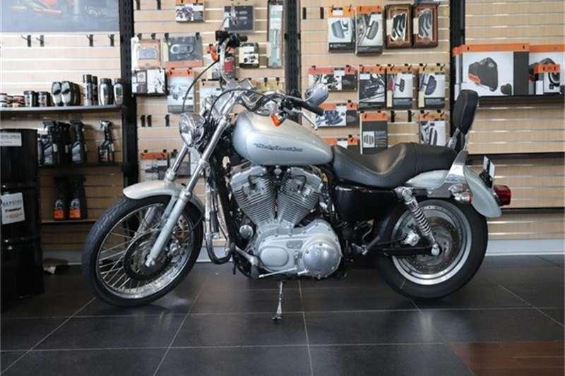 Harley Davidson Sportster 883 Custom 2005