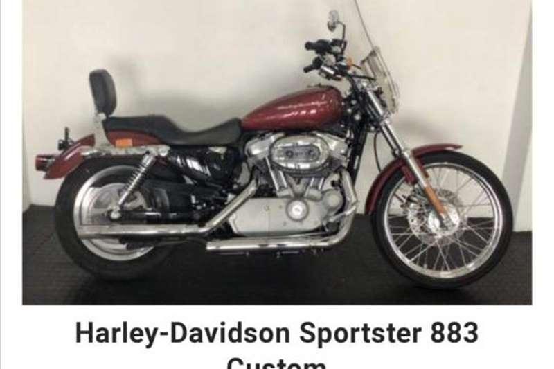Used 0 Harley Davidson Sportster