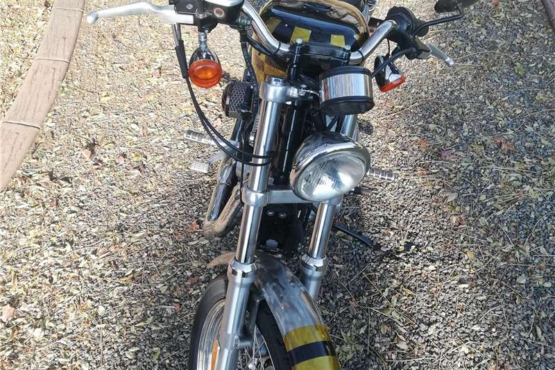 0 Harley Davidson Sportster