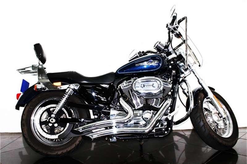 Harley Davidson Sportster CUSTOM 2012