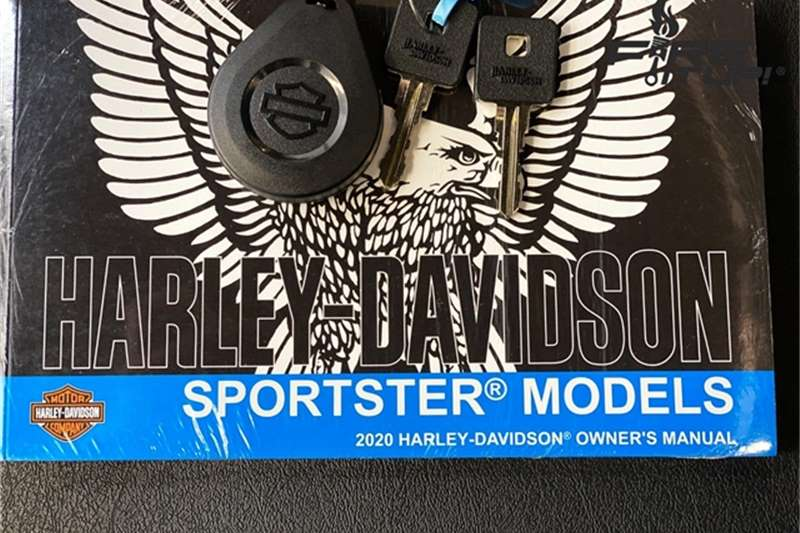 Harley Davidson Sportster Custom Brand New 2020